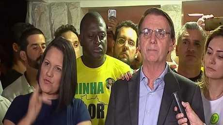 بولسونارو رئيسا للبرازيل