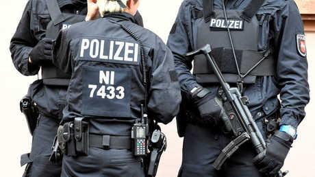 عناصر للشرطة الألمانية - صورة أرشيفية
