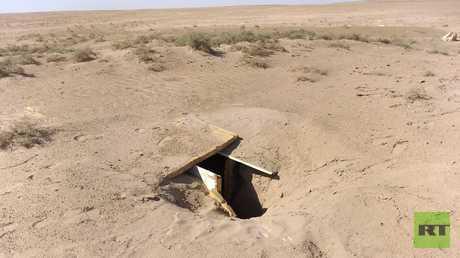 العراق.. العثور على مخابئ لـ
