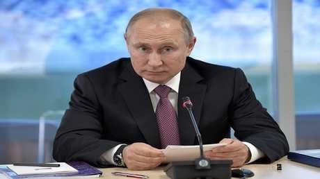 بوتين ينبّه لاحتدام التوتر في العالم