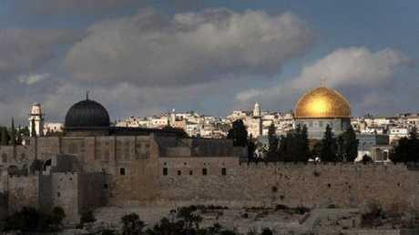 المسجد الأقصى في القدس