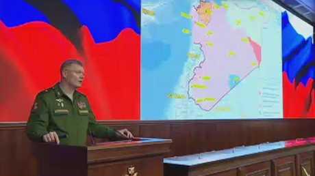 موسكو تنتقد كفاءة واشنطن وحلفائها بسورية