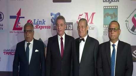 مهرجان الفيلم العربي في الخرطوم