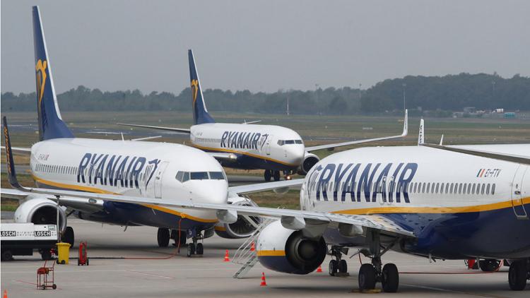 أمتار فصلت طائرتين مدنيتين عن التصادم في الأجواء!