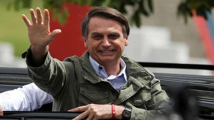رئيس البرازيل الجديد يعلن عن عزمه نقل السفارة إلى القدس قريبا