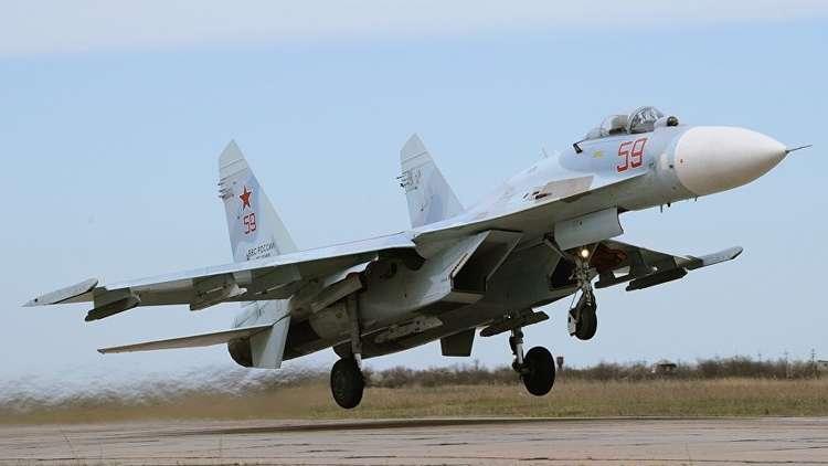 الدفاع الروسية: مقاتلاتنا أقلعت أربع مرات خلال الأسبوع لاعتراض طائرات التجسس الأجنبية