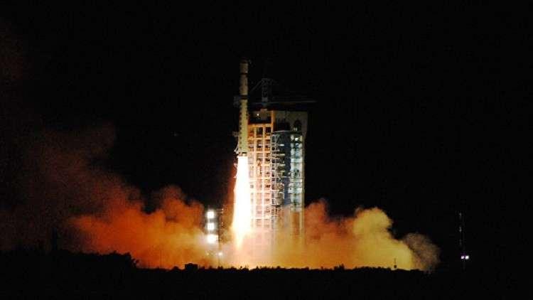 الصين تطلق القمر الـ 41 لمنظومة الملاحة بيدو