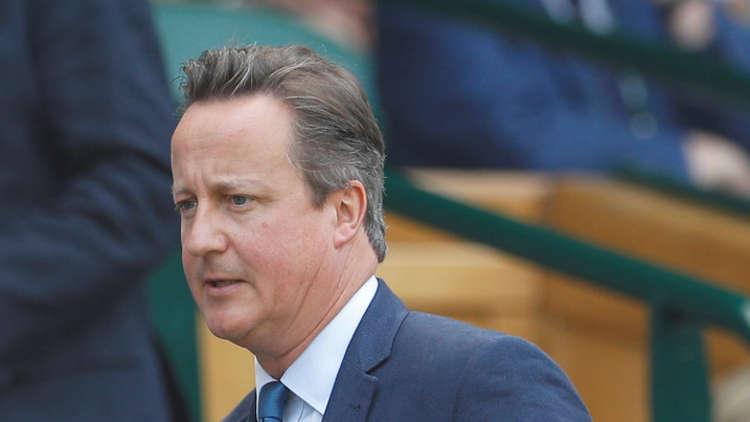 صحيفة: كاميرون يريد أن يصبح وزيرا للخارجية