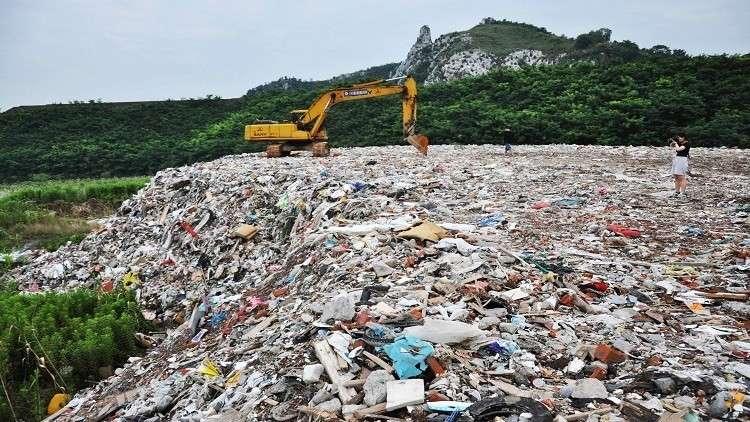 وزير الزراعة المصري: القمامة في مصر كنز مدفون يجب اكتشافه
