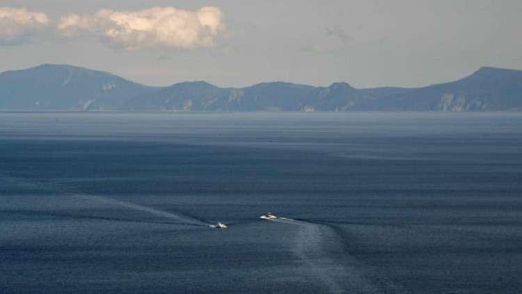 اختفاء مفاجئ لجزيرة يابانية!
