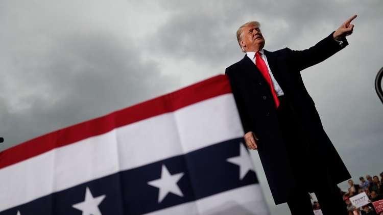 ترامب: القوات الأمريكية لن تطلق النار على المهاجرين غير الشرعيين