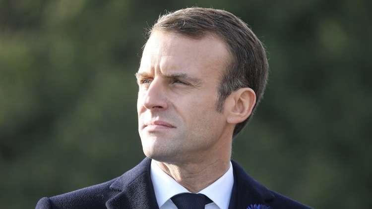 اعتقال 6 أشخاص خططوا لشن هجوم على الرئيس الفرنسي