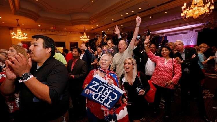الجمهوريون يتجهون للاحتفاظ  بأغلبيتهم في مجلس الشيوخ وتوقعات بانتزاع الديمقراطيين مجلس النواب منهم