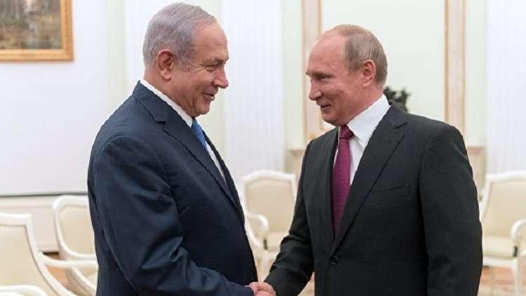 البروتوكول الفرنسي يحبط مساعي نتنياهو للقاء بوتين في باريس