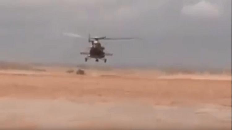شاهد .. السيول تجتاح حوض الندا شرق محافظة ديالى العراقية