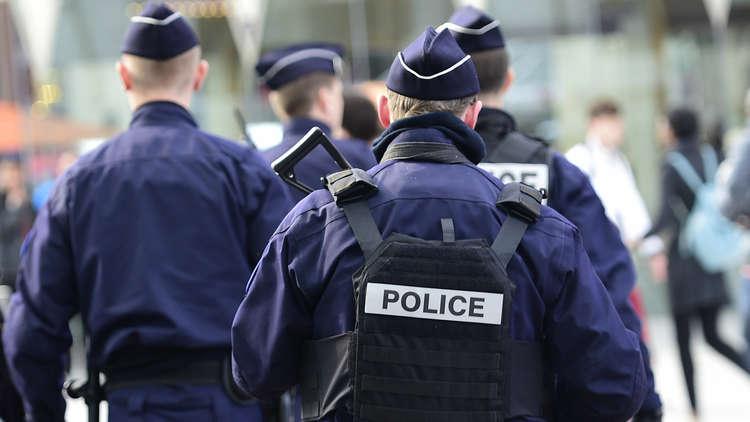 رجال أمن فرنسيون
