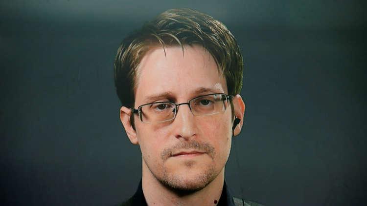 الموظف السابق في وكالة الاستخبارات المركزية ووكالة الأمن القومي للولايات المتحدة، إدوارد سنودن