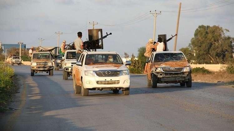 موسكو تحذر من تدهور الوضع في ليبيا