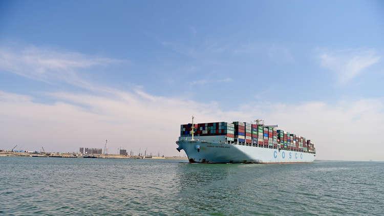 مصر ترد على ظهور طريق جديد يهدد قناة السويس