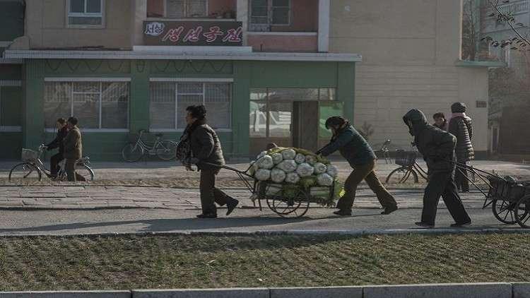 موسكو تدعو الأمم المتحدة لمعالجة الأزمة الإنسانية في كوريا الشمالية