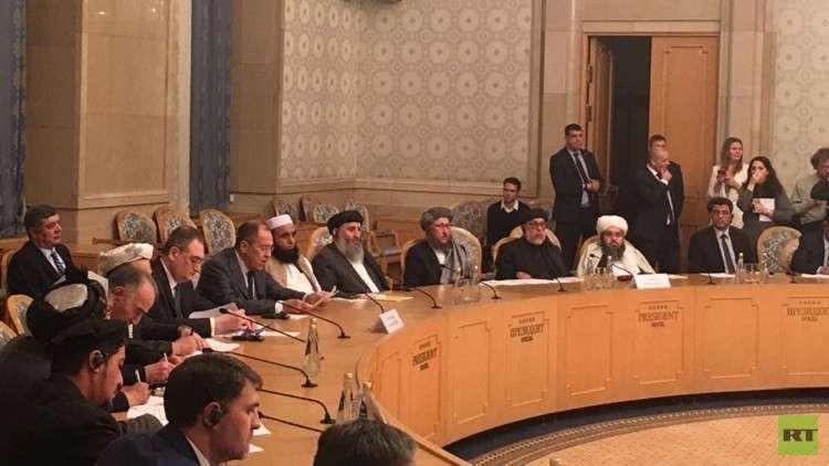 طالبان ترحب بنتائج مؤتمر موسكو حول أفغانستان