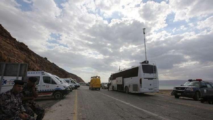 الجيش الأردني يرسل طائرات عموديه إلى مناطق السيول