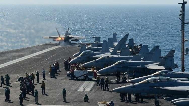 العراق: زودنا التحالف الدولي بمعلومات قصف على إثرها 3 أوكار لـ