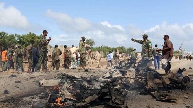 حصيلة ضحايا تفجيرات مقديشو ترتفع إلى 39 قتيلا