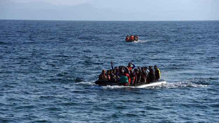 الأمن التركي يضبط 52 مهاجرا غير شرعي في بحر إيجة