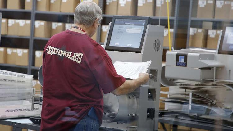 إعادة فرز الأصوات في انتخابات مجلس الشيوخ وحاكم فلوريدا