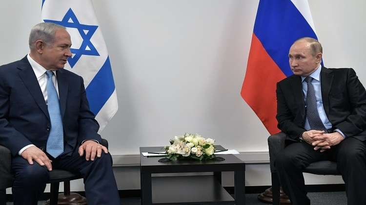 نتنياهو لا يخطط لأي مباحثات مع بوتين في باريس