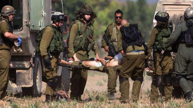 إسرائيل تؤكد مقتل ضابط وإصابة آخر في اشتباكات غزة