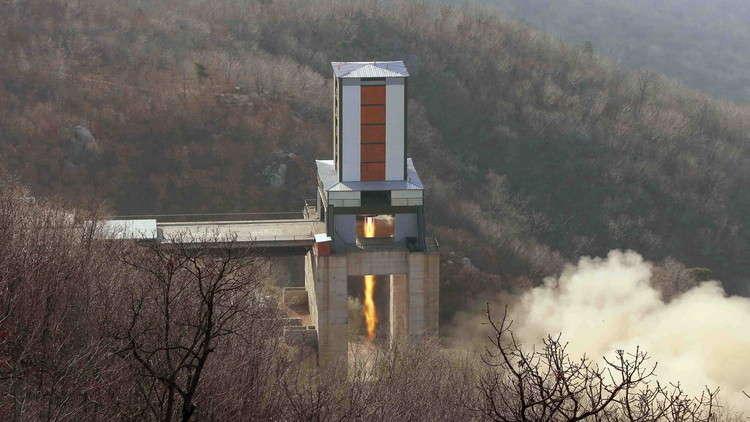 مركز دراسات أمريكي: بيونغ يانغ أبقت على قواعد صواريخ نشطة غير معلنة