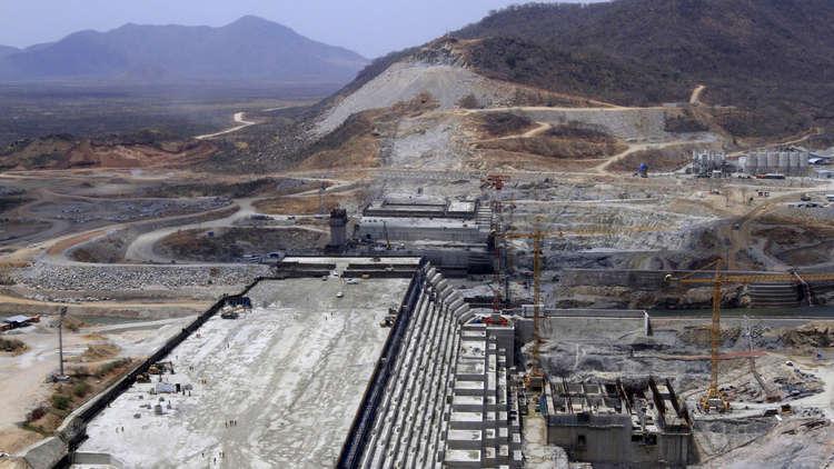 إثيوبيا ترد على تقارير مصرية بانهيار سد النهضة