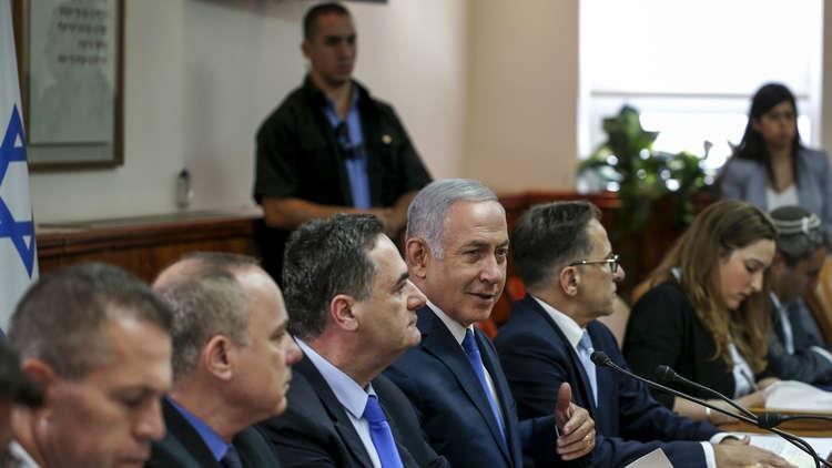 الكابينت يوعز إلى الجيش الإسرائيلي بمواصلة العمليات العسكرية ضد غزة حسب الضرورة