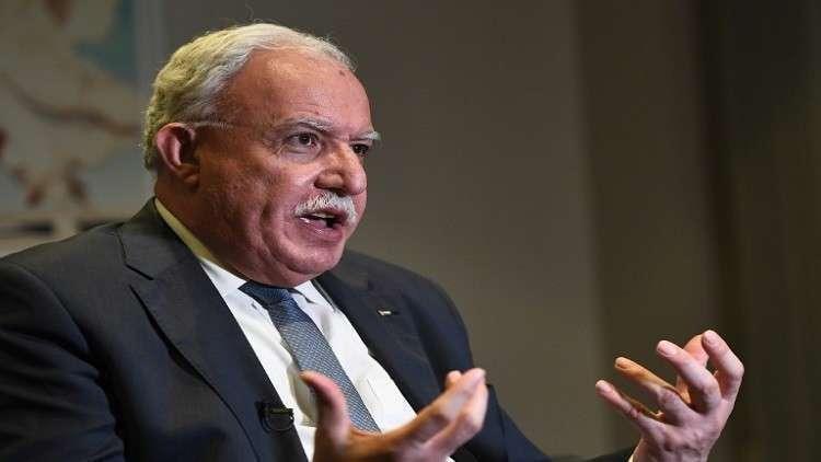 فلسطين تطلب عقد اجتماع طارئ لمندوبي الجامعة العربية