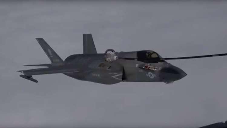 مقاتلات إف - 35