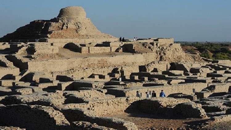 ما أسباب انهيار الحضارة الهندية الأسطورية؟