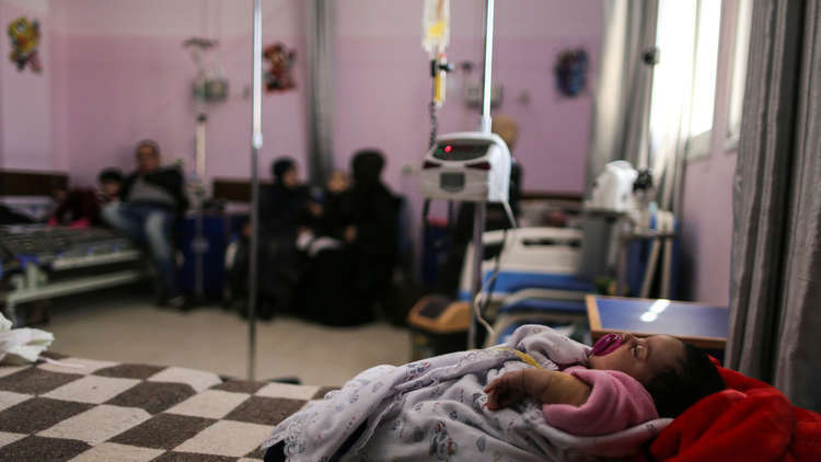 تحذير أممي من تدني قدرات أكبر مستشفيات غزة وحياة آلاف المرضى مهددة