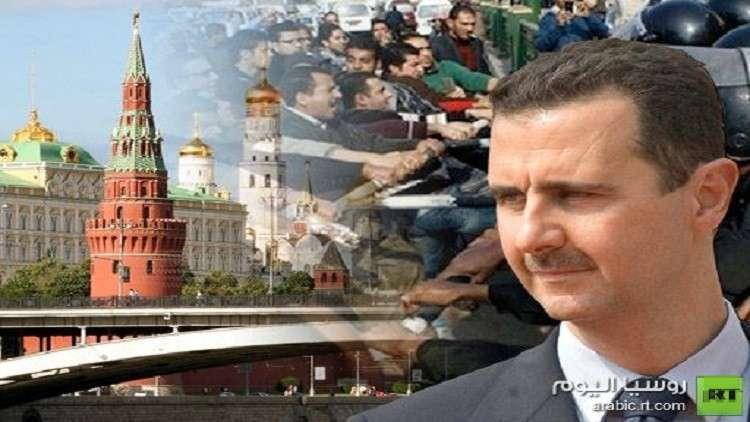 تنحية الأسد وإنهاء الوجودين الروسي والإيراني في سورية تكتيك أمريكي