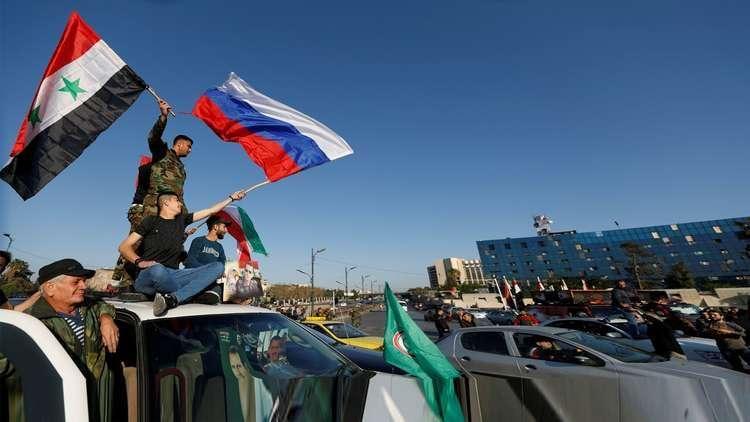 يعدّون لإخراج روسيا وإيران من سورية بالقوة