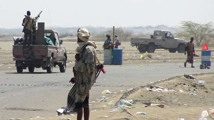 الحكومة اليمنية تعلق عملياتها العسكرية في الحديدة