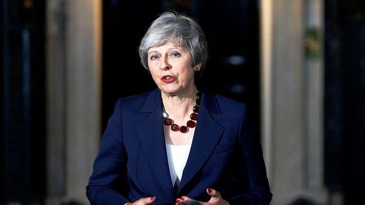 بعد 5 ساعات من اجتماع متواصل.. الحكومة البريطانية تعلن تأييدها خطة ماي حول