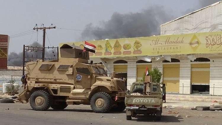أنباء عن وقف التحالف العربي عملياته في الحديدة