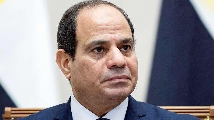 الرئيس المصري يصدر قرارا جمهوريا جديدا