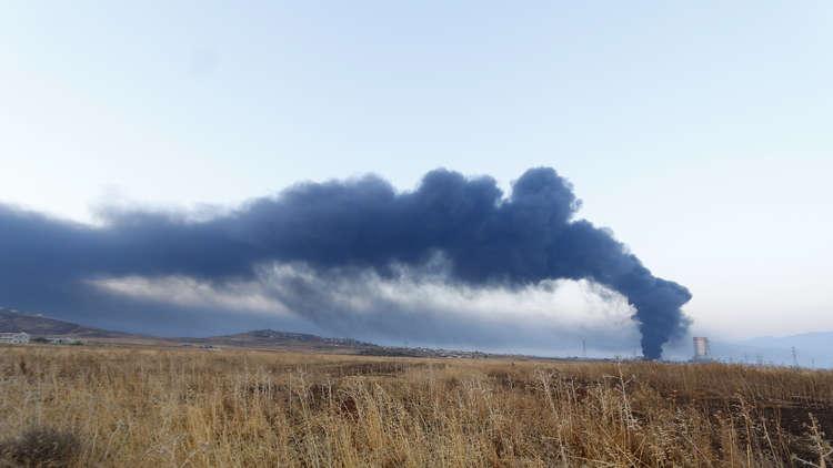 سانا: مقتل 40 مدنيا جراء غارات التحالف على ريف دير الزور