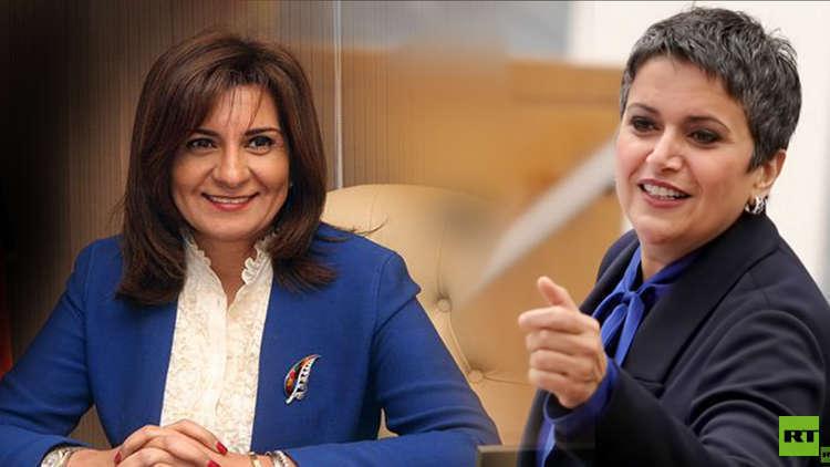 خارجية الكويت تدخل على خط الخلاف بين نائبة ووزيرة مصرية