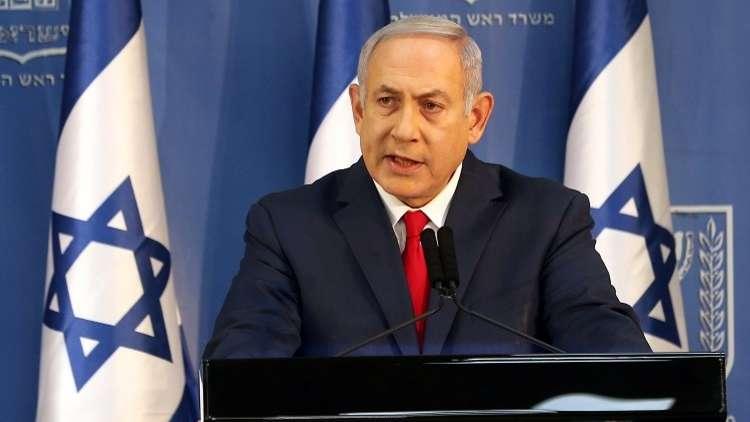 نتنياهو يعلن توليه حقيبة الدفاع وتنفيذ خطة أمنية في المكان والوقت المناسبين