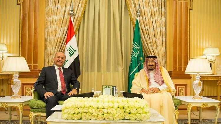 العراق ينفي قيامه بوساطة بين إيران والسعودية