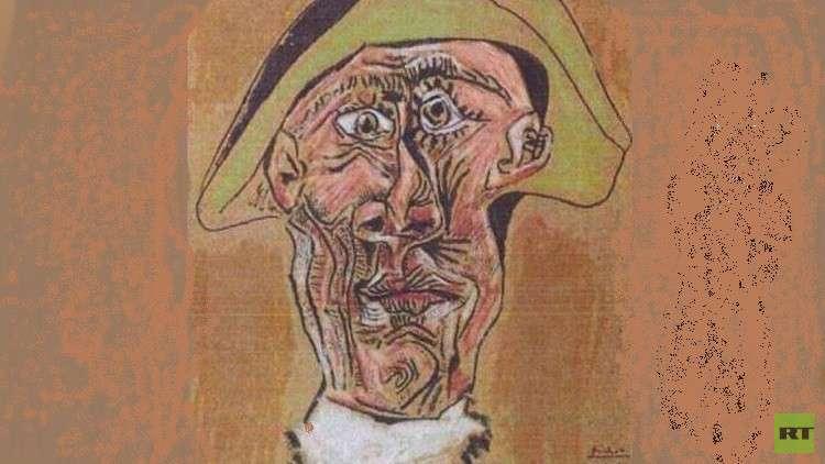 1d5ed58cb العثور على لوحة بيكاسو المسروقة - RT Arabic